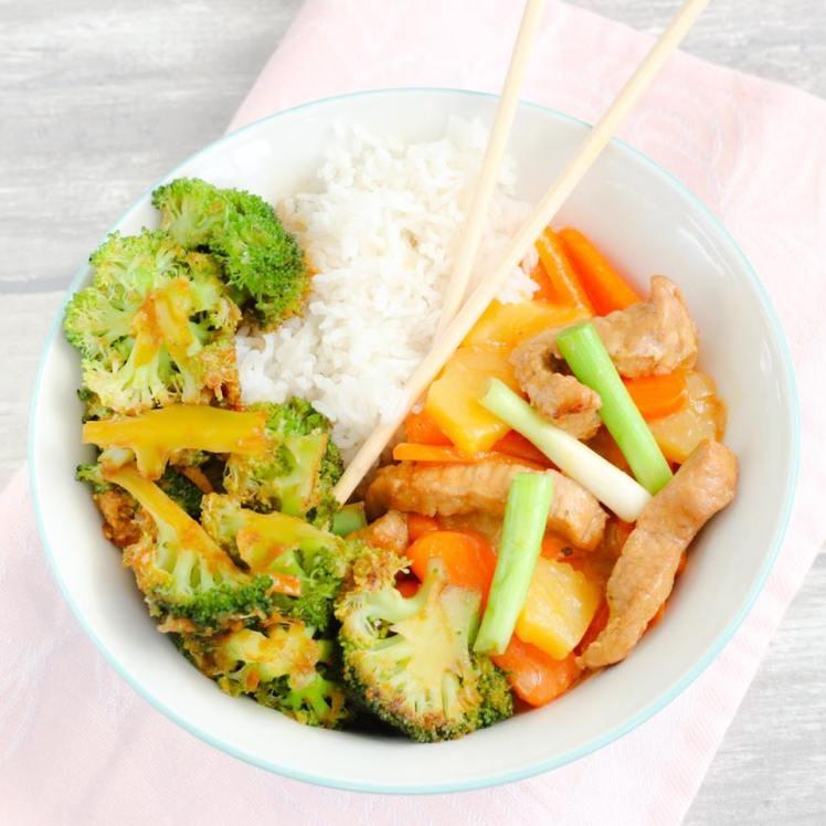 chinese-varkensfliet-met-ananas-en-broccoli