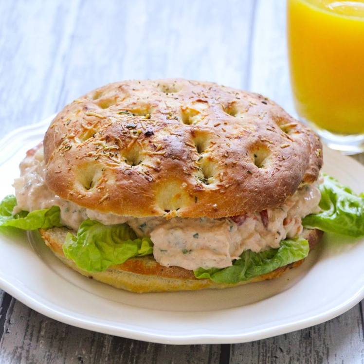focaccia-met-tonijnsalade