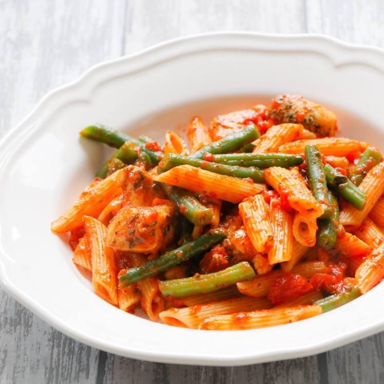 pasta-met-toscaanse-kip