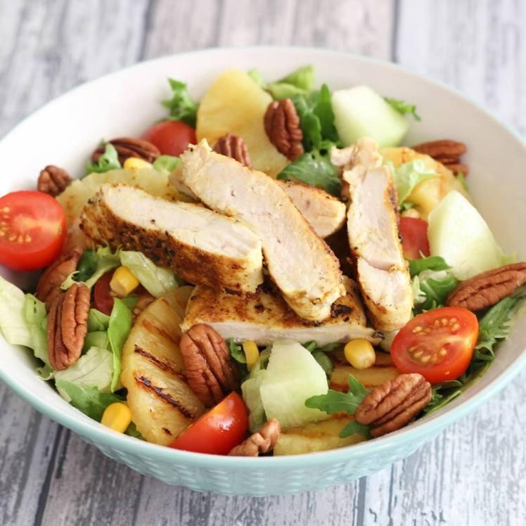 tropische-kip-salade
